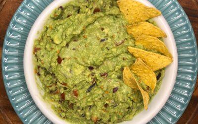 Guacamole – pyszny dip z awokado i jalapeno