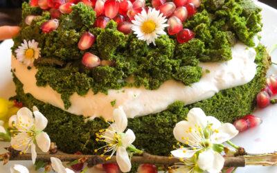 Tort Leśny Mech – bezglutenowy, bez nabiału